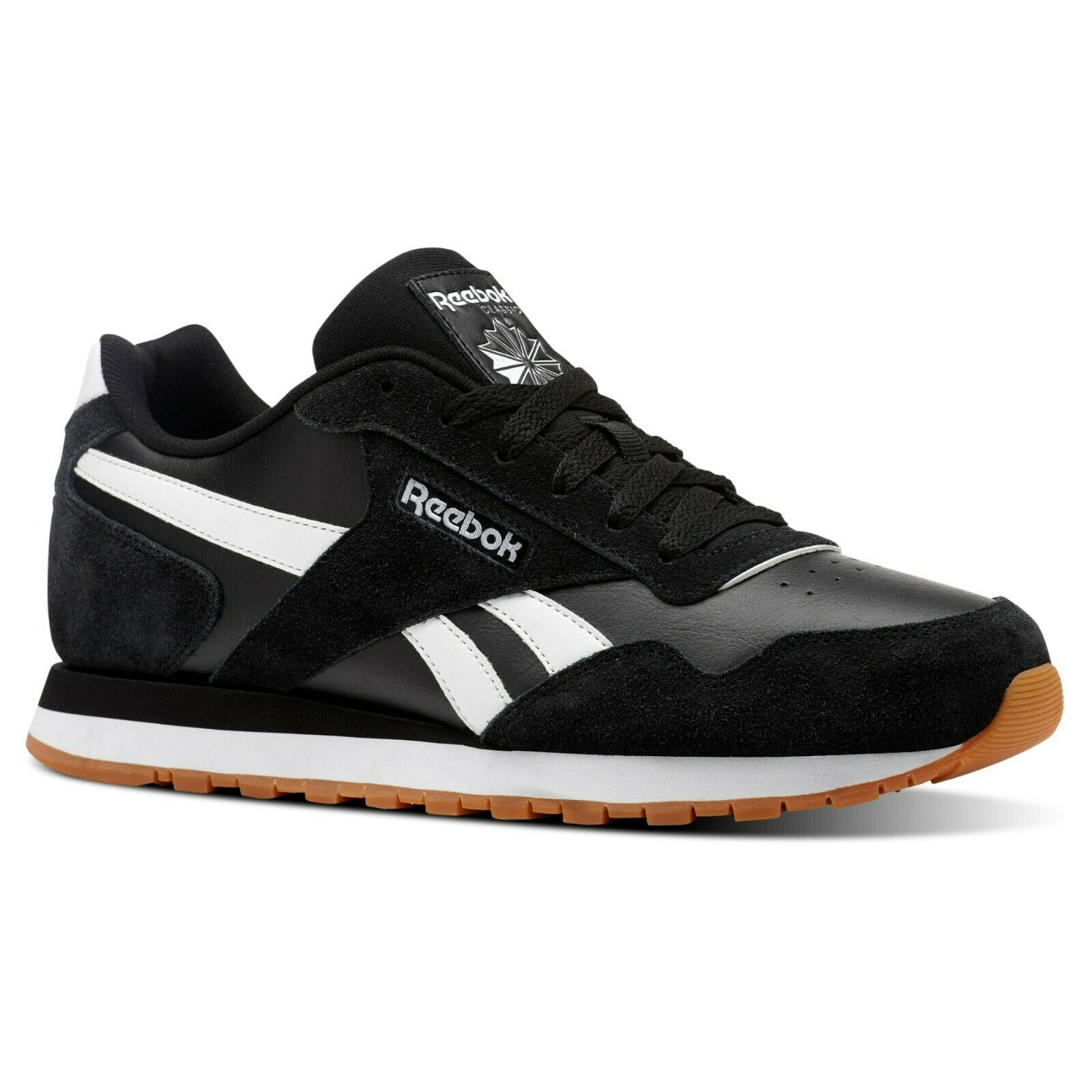 Reebok NPC II White Leather Shoes