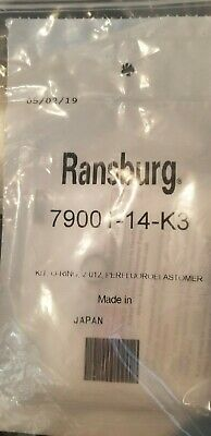 PACK OF3 DEVILBISS  ELECTRODE KIT   70430-01-K3  OEM RANSBURG  70430-01-K3