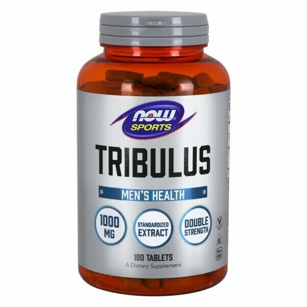 Tribulus 180 Tabs 1000 mg by Now Foods