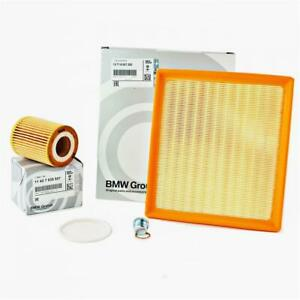 Orig. BMW Filter Set Oil Air 1er F20 F21 3er F30 F31 F80 11427635557