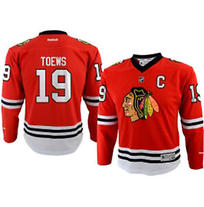 Image is loading Chicago-Blackhawks-19-Jonathan-Toews-Youth-Replica-Jersey- ba41fa95a
