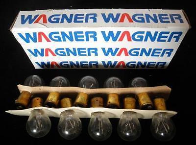 Lot of 10 #1176 MINI BULBS Wagner 12 Volt