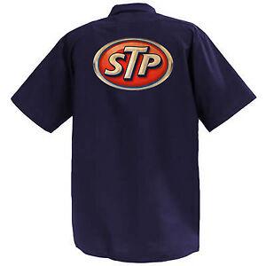 STP-MECCANICA-Graphic-Work-Shirt-a-Manica-Corta