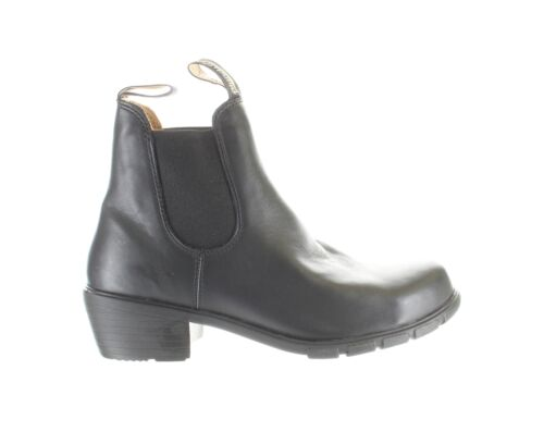 Blundstone Mens Black Ankle Boots Size 7 (1315351)