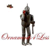 Hallmark Keepsake Ornament 2010 Tin Man - The Wizard Of Oz - Qxi2106-sdb