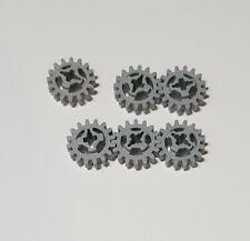 5x LEGO® Technic 87407 Zahnrad//Zahnräder 20 Zähne neu-hellgrau NEU grey gear