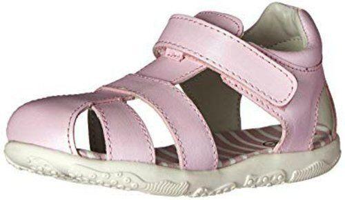 NIB Umi Fisherman Sandals Shoes Lia Soft Pink EU 22 25 26 US 6.5 8.5 9