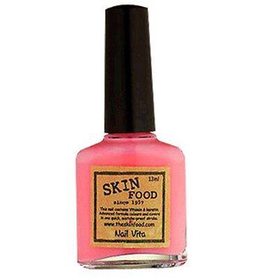 SKINFOOD Nail Vita #PK212 -Korea Cosmetics