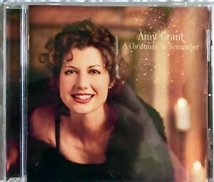 Amy Grant A Christmas to Remember CD Silent Night Jingle Bell Rock Mister Santa   eBay
