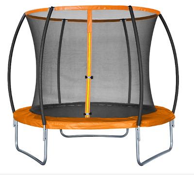 Outdoor Trampoline Accessories METIS Trampoline Safety Skirt Net 14FT /& 15FT Options Base Net Enclosure With Pockets 8FT 10FT 12Ft Trampoline Safety Net