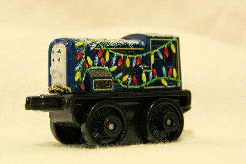 ***NEW/_Winter/_Chillin/'/_Sidney/_Thomas/_/&/_Friends/_Minis/_Train/_Christmas/_Holiday/_#74