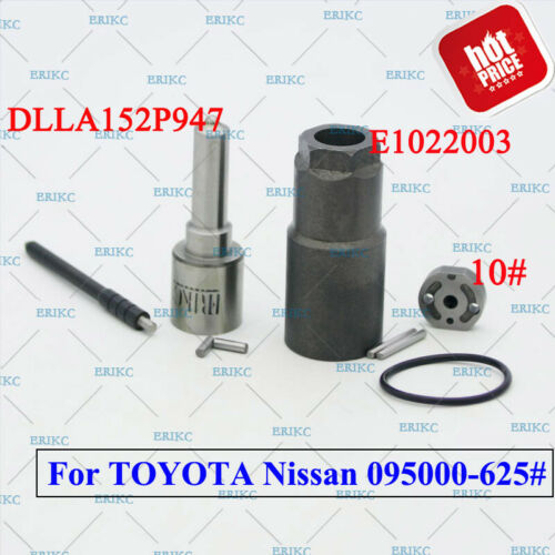 095000-6250 Injector Kits Nozzle DLLA152P947 093400-9470 for TOYOTA Nissan