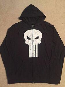 THE PUNISHER movie Skull COMIC Book MARVEL Jacket MEN/'S New HOODIE Sweat SHIRT