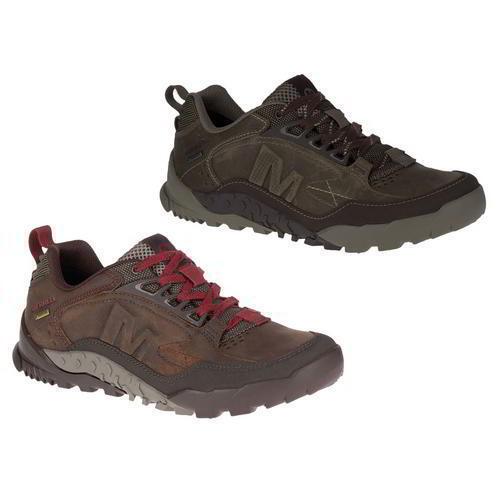 Merrell Annex GTX Mens Gore-tex Leather Waterproof Trainer Size 7-13