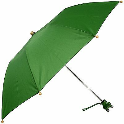 Vista Kids Color Backpack Umbrella - Green Frog