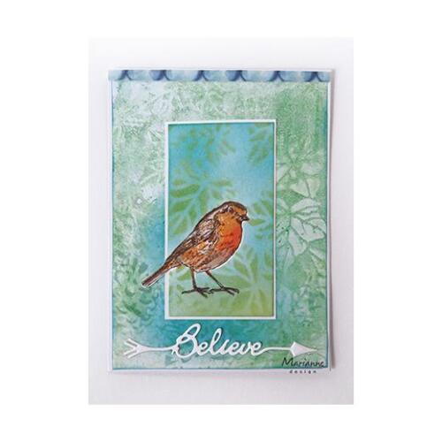 Marianne Design Collectables Cutting Dies Arrow Sentiments COL1458