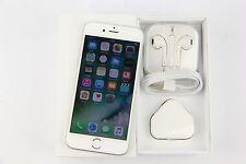 Apple iPhone 6 - 16GB-argento (sbloccato) condizione BUONA, Grado B