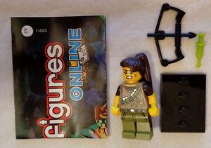 Lego Series 12 Collectible Minifigure Dino Hunter Complete Ebay