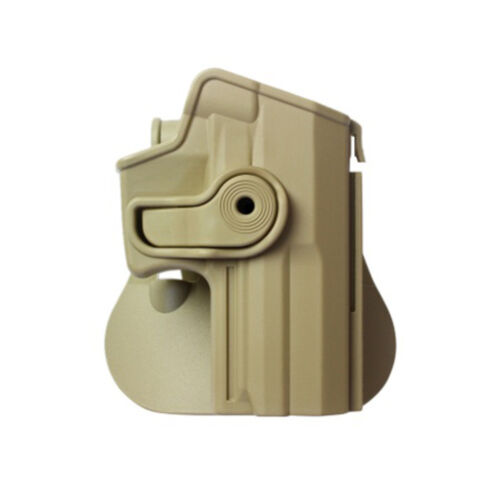 IMI-Z1150 9mm//.40 IMI Defenses Retention Holster for H/&K USP Compact