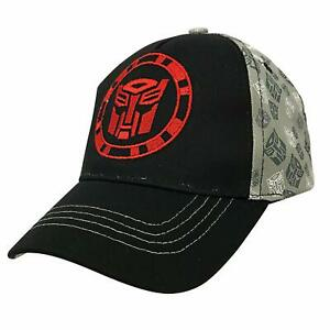 da3854e05 Details about Transformers optimus prime Boy Baseball Cap Hat Snapback  Adjustable Toy Gift