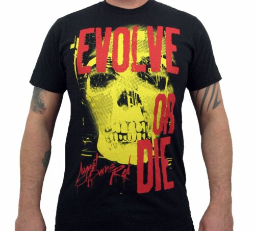 Evolve Or Die Men/'s T-Shirt AUGUST BURNS RED