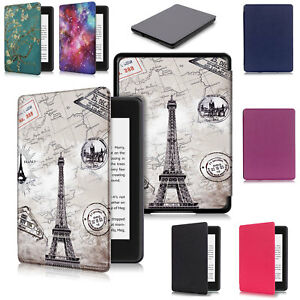 For-Amazon-Kindle-Paperwhite-2018-10th-Gen-Smart-Case-Auto-Sleep-Wake-Cover