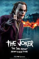 Sideshow Joker The Dark Knight Premium Format Exclusive Figure Heath Ledger