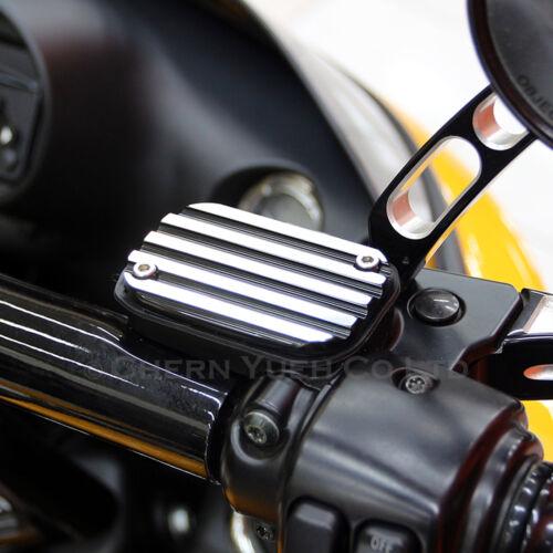 Front Brake Master Cylinder Cover for 08-Up Harley FLHT FLHR FLTR FLHX 42123-08