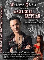Mohamed Shahin Presents Dance Like An Egyptian Instructional Dvd Volume 3