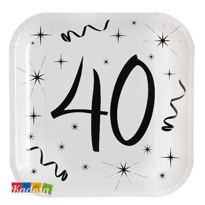 10 pz Bicchieri 70 Party Anni Multicolor Happy Birthday Buon Compleanno Festa