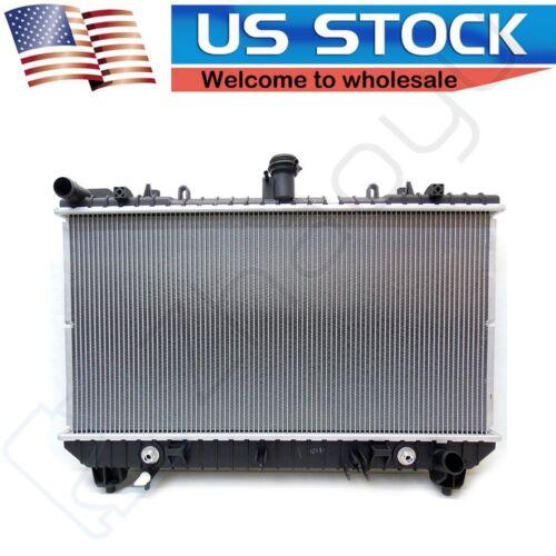 Replacement Aluminum Radiator for 10-11 Chevrolet Camaro 6.2L V8 Fits CU13142