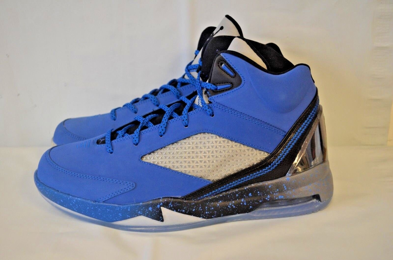 Men's Nike Air Zoom Flight Remix Sport Grey Blue Black Cool Grey Sport 679680-403 c75eae
