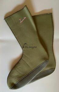 DAM Neopren Socken, warme Neoprensocken für die Gummistiefel, 2 Größen