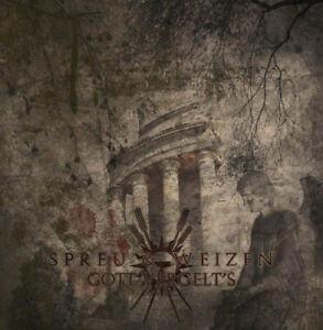 SPREU-amp-WEIZEN-Gott-vergelt-s-CD-VON-THRONSTAHL-Rose-Rovine-E-Amanti