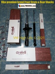 Best Budget Lift Kit Suspension for VW New Beetle MK4 1998-2010 by VW Lift Kits