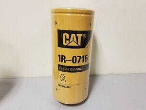 CATERPILLAR CAT OEM Engine Oil Filter - 1R-0716 - FACTORY SEALED NEW STOCK