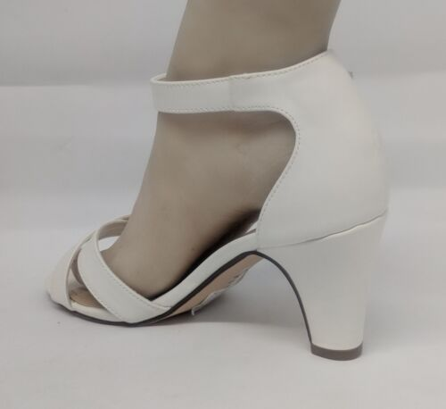 Open Toe Chunky Heel w// Ankle Strap #Suite-s