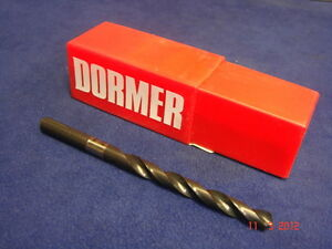 Dormer-HSS-Metal-High-Speed-Steel-Twist-Jobber-A100-Drill-Bit-2mm-14mm