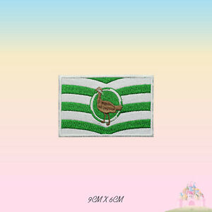 WILTSHIRE UK County Flag Embroidered Iron On Patch Sew On Badge