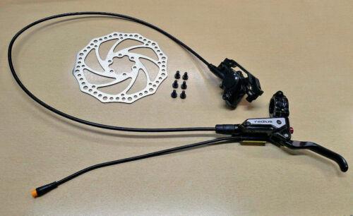 Radius Hydraulic Disc Brake for E-bikes with shut-off contact BRAKE SENSOR