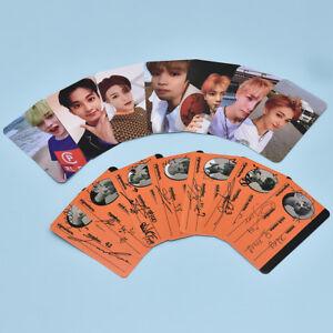 7-Pcs-Set-KPOP-NCT-DREAM-Album-We-Go-Up-Photo-Card-Paper-Autograph-Photocard-Hot