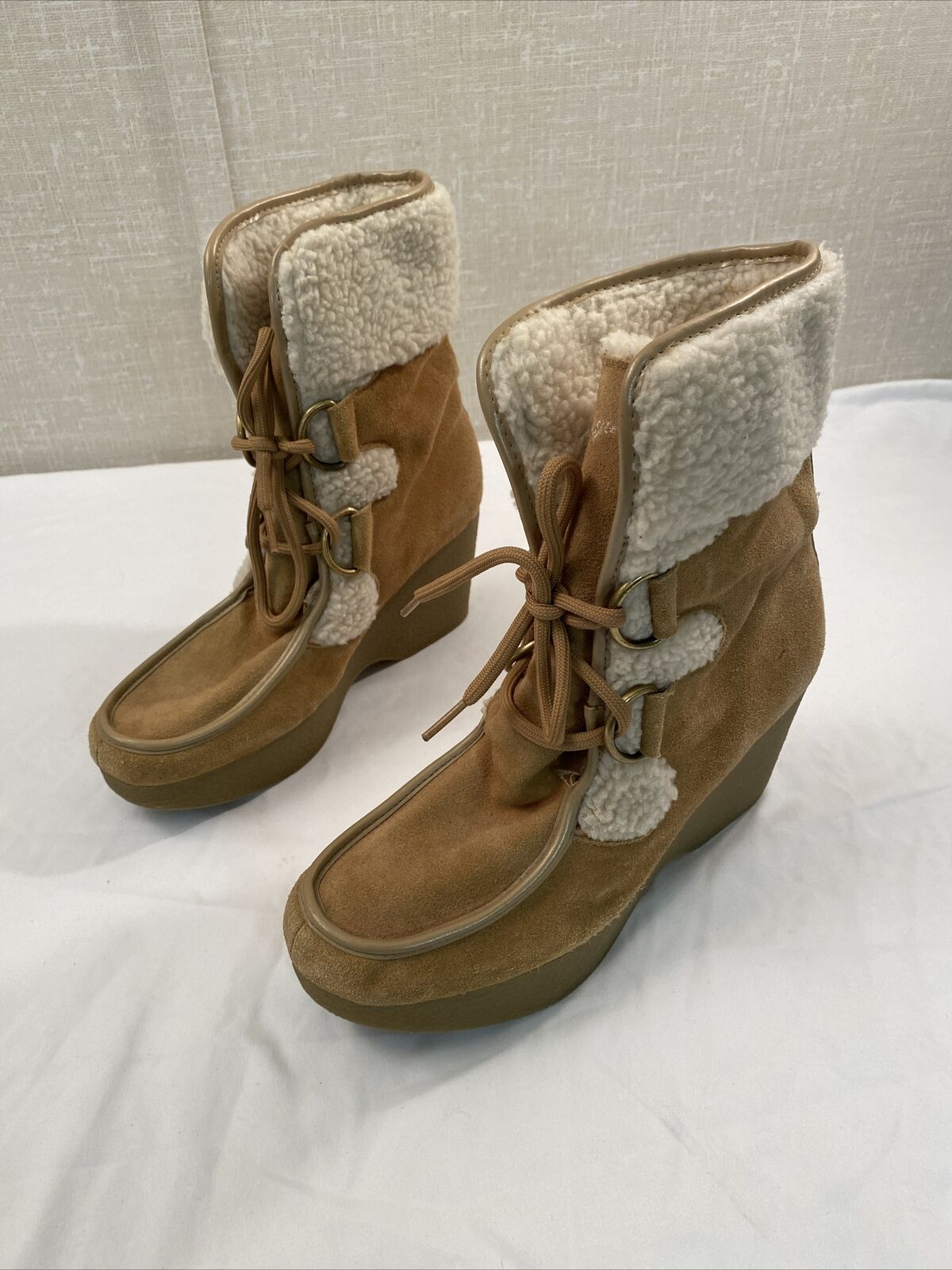 tommy hilfiger Brown boots women 8M - image 5