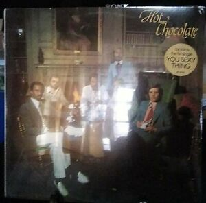 HOT CHOCOLATE Self-Titled Album Released 1975 Vinyl Collection USA