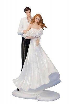 Brautpaar, Hochzeitspaar Tortenaufsatz Tortenfigur Deko- Brautpaar Mit Baby Kind 100% Garantie