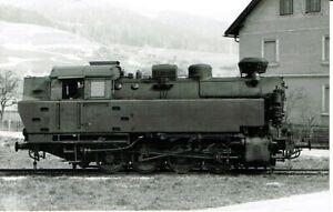314 Pressefoto Werklok ALPINE KINDBERG von 1968