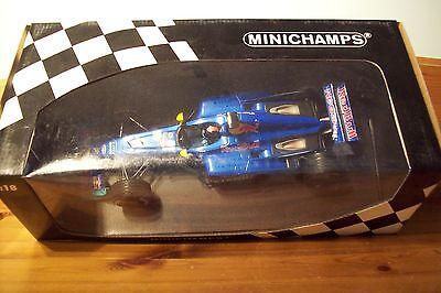 1/18 Sauber Petronas Red Bull C19 Pedro Diniz 2000-mostra Il Titolo Originale Buono Per Succhietto Antipiretico E Per La Gola