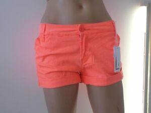 Bench-Hotpants-Pants-Pant-Short-Shorts-kurze-Hose-Elstead-orange-Gr-27