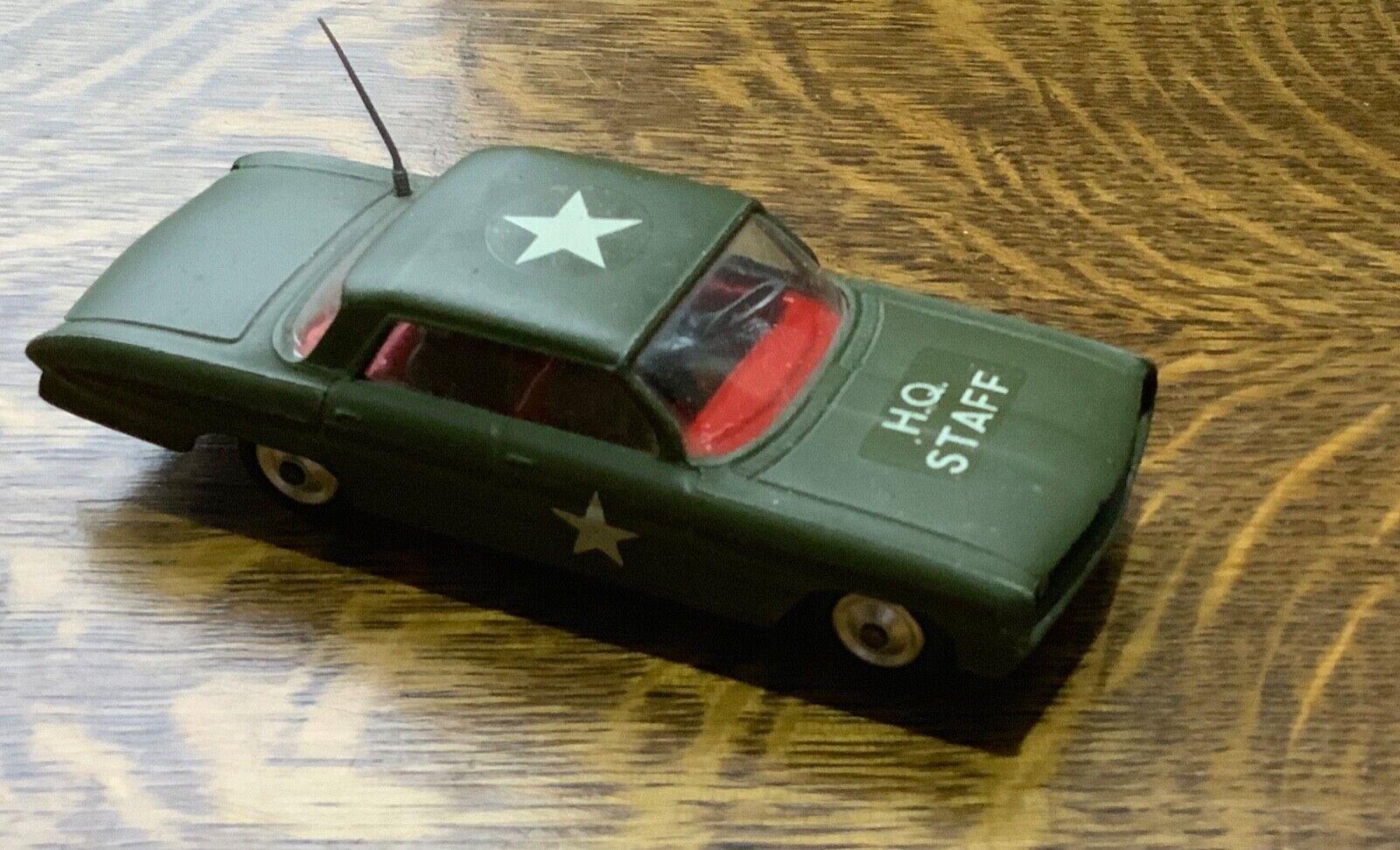 ORIGINALE 1960s CORGI 358 Oldsmobile Super 88 personale auto SUPERBA