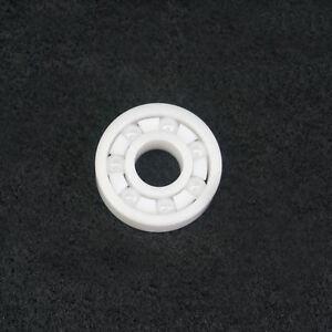 New 624 Full Ceramic Bearing ZrO2 Ball Bearing 4x13x5mm Zirconia Oxide