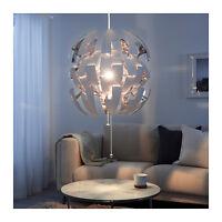 Ikea Ps 2014 Modern Pendant Lamp ,white,silver Color 14